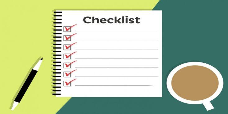 Checklist de conformidade à Lei Geral de Proteção de Dados