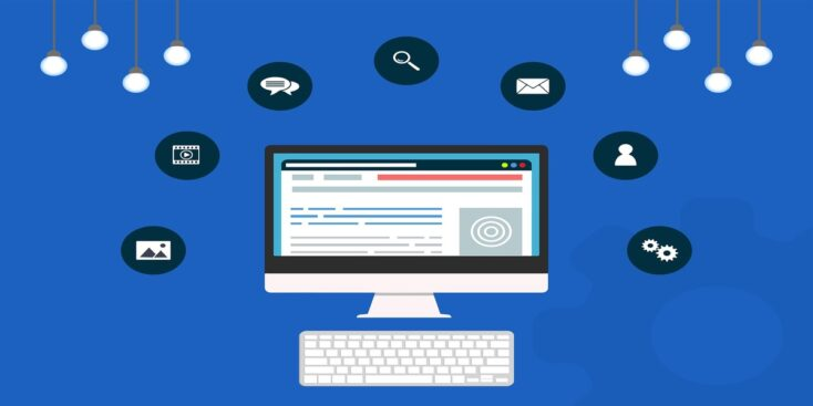 O que é feito na área de tecnologia da informação?