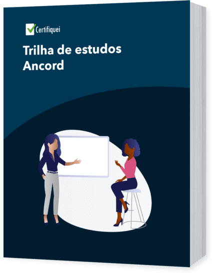 Ebook Trilha de estudos Ancord