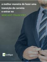 A melhor maneira de fazer uma transição de carreira e iniciar no mercado financeiro _ Certifiquei Capa-1-min